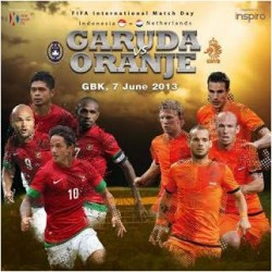 Indonesia vs Belanda